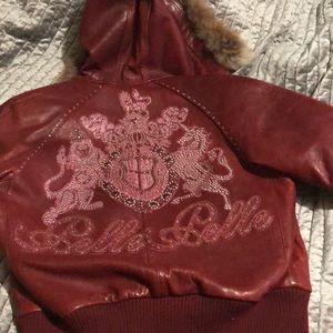 Women's pelle pelle jacket